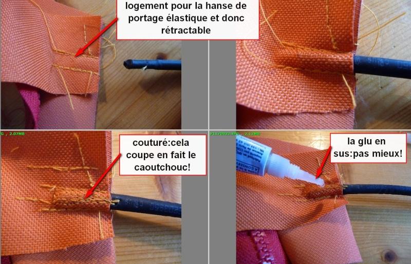 Fabriquer une sacoche pour trike ou low racer,pas cher - to Build a Pannier Sacoch31