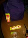 Fabriquer une sacoche pour trike ou low racer,pas cher - to Build a Pannier 100_1041