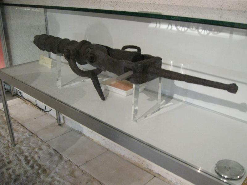 Pierrier à boites du musée de Morges en Suisse (XVe) Img_3110