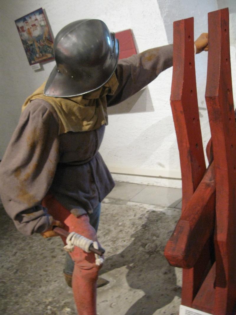 Veuglaire / couleuvrine à culasse du musée de Morges en Suisse (XVe) Img_3121