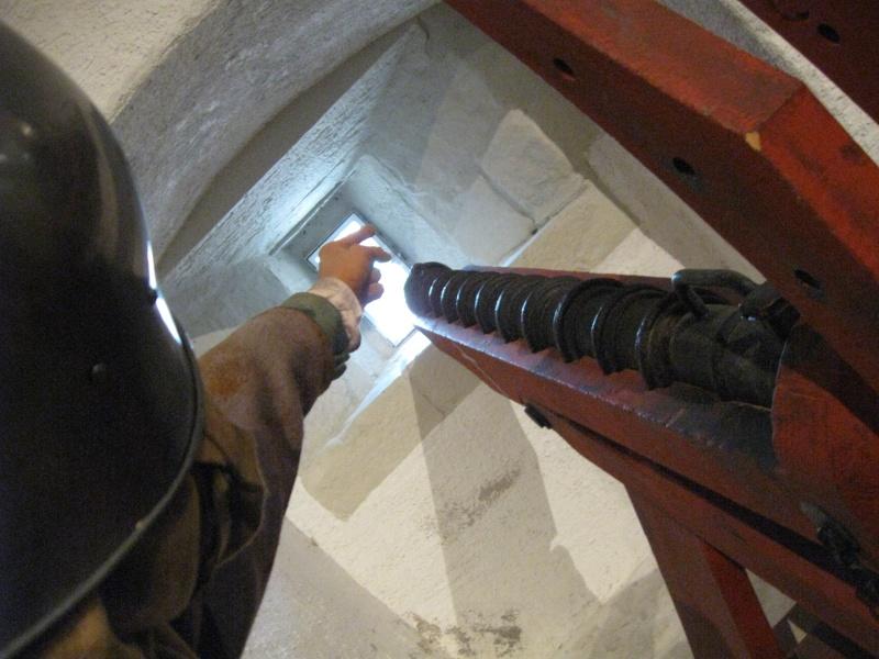 Veuglaire / couleuvrine à culasse du musée de Morges en Suisse (XVe) Img_3122