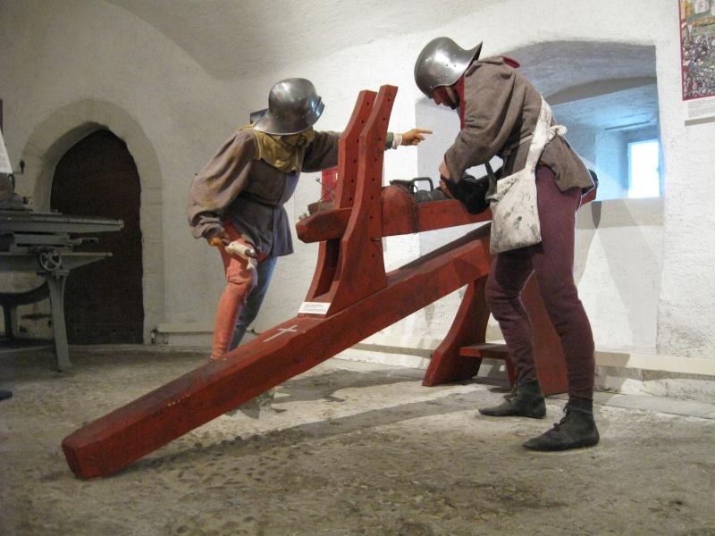 Veuglaire / couleuvrine à culasse du musée de Morges en Suisse (XVe) Img_3226