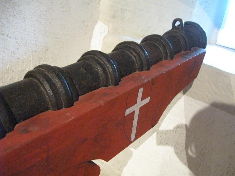 Veuglaire / couleuvrine à culasse du musée de Morges en Suisse (XVe) Img_3228