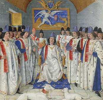 Histoire et Biographie de Louis XI  Saint_11