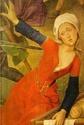 [icono XVe] robes de femmes à manches courtes + manches rapportées Robe_210