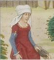[icono XVe] robes de femmes à manches courtes + manches rapportées Robe_511