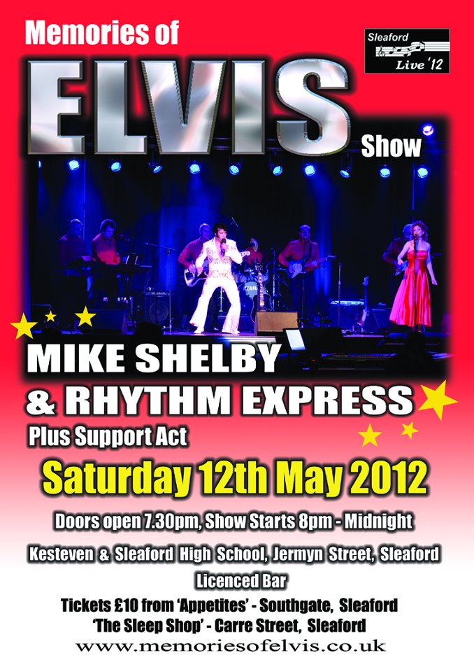 'Memories Of Elvis Tribute Show' 30658710