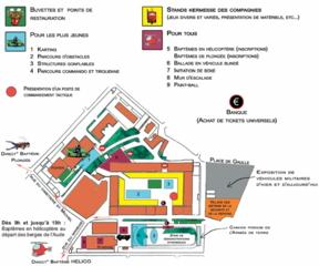 Portes Ouverte aux 3 ème RPIMa Rpima10