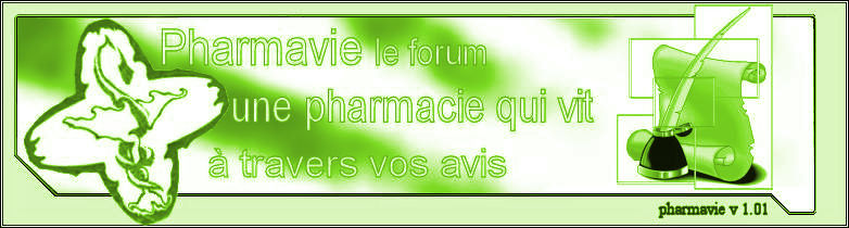 2 choses en toi a changer - Page 2 Pharma11