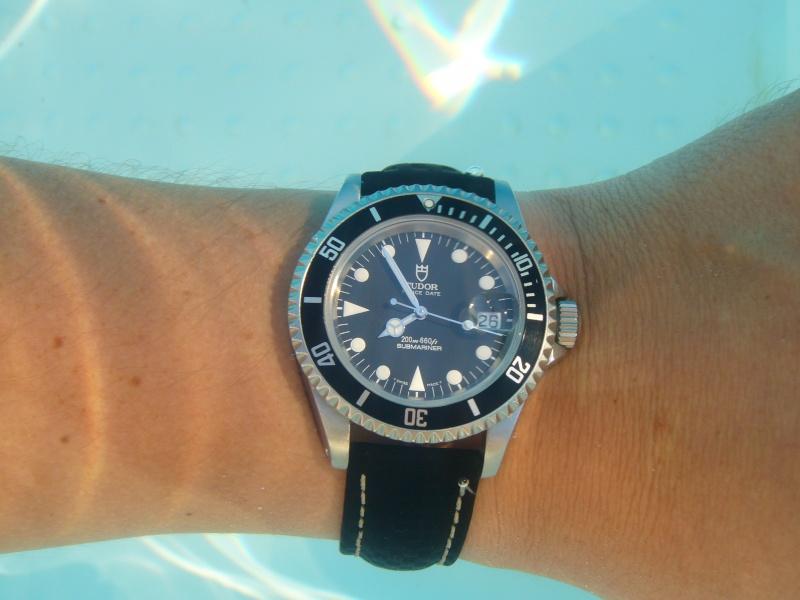 Feux de vos montres monté sur Carbon Hirsch Juille12