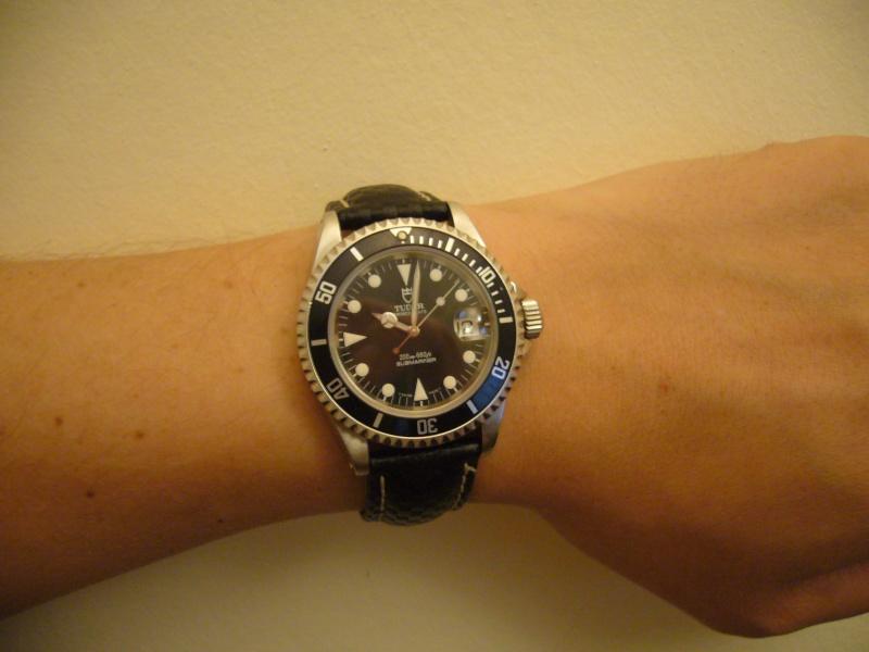 Feux de vos montres monté sur Carbon Hirsch Mtd06022
