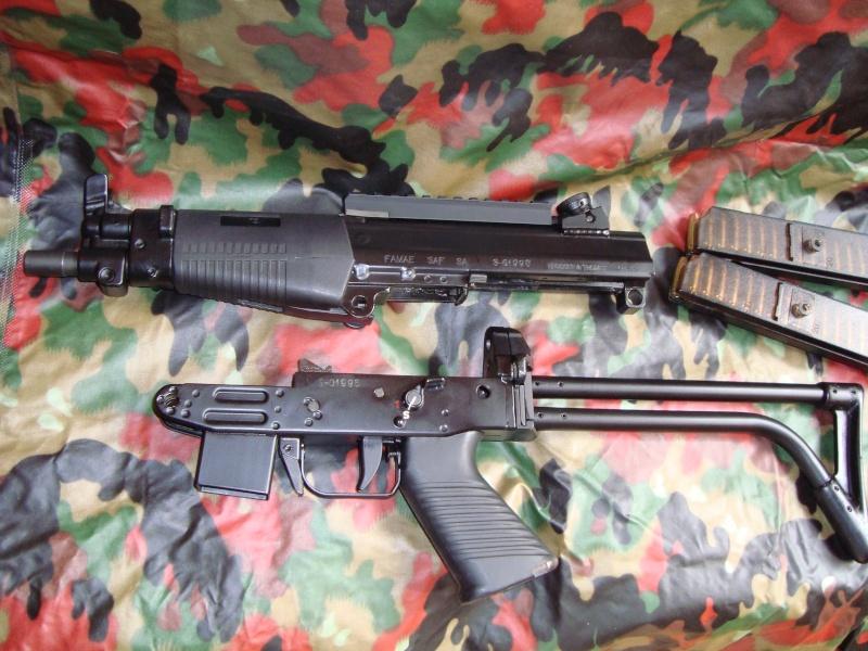 Pistolets-mitrailleurs : on n'en parle pas beaucoup ! - Page 4 Famae_16