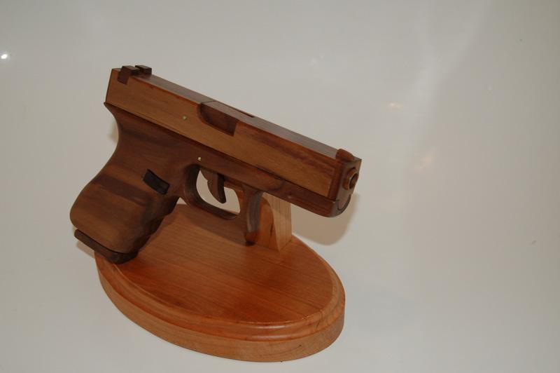Crosse pour Glock Woodgl10