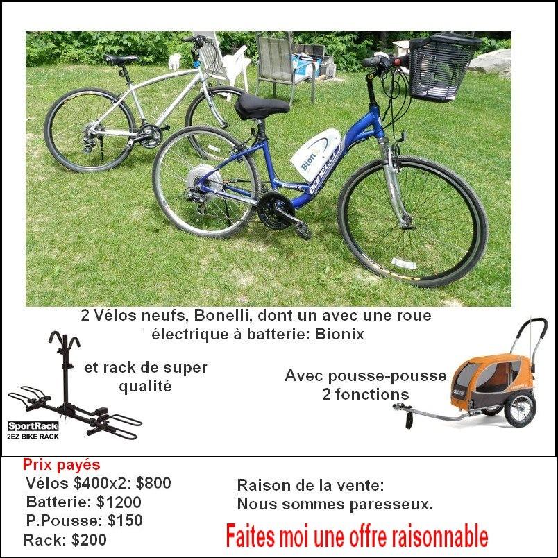 VENDU - Vélo électrique + vélo et + Valos_10