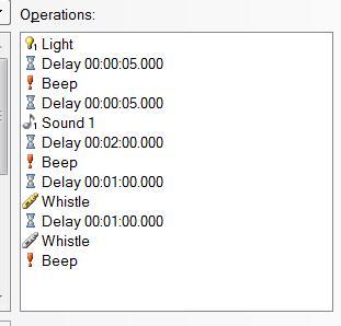 Trajets. Opérations au départ et arrivée Screen43