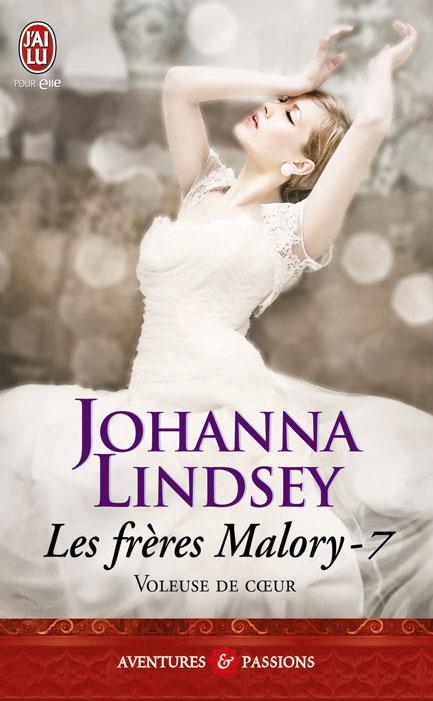 Les frères Malory - Tome 7 : Voleuse de coeur de Johanna Lindsey 97822912