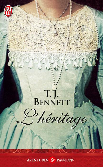 L'Héritage - Tome 1 : L'héritage de TJ Bennett 97822926
