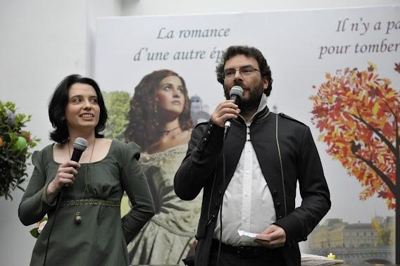 Soirée de lancement de Milady romance ! _dav6914
