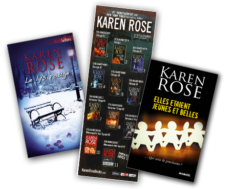 Concours Harlequin : Karen Rose Cadeau10