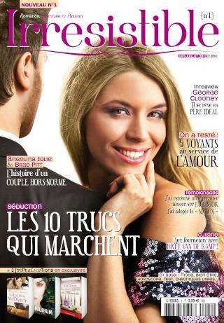 Irrésistible - Le magazine de la romance ! Couv_i12