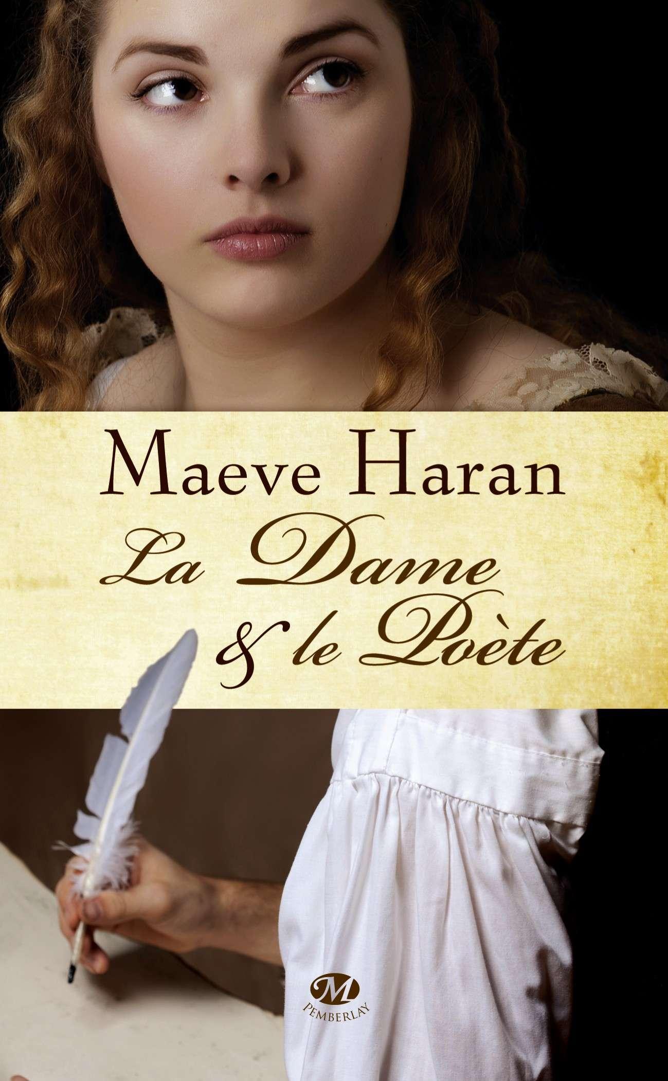La dame et le poète de Maeve Haran Dame_p10