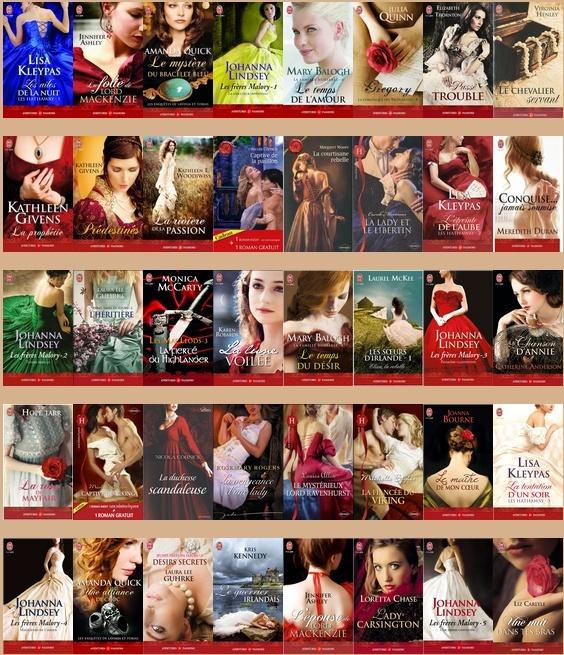 differents styles de romance - La romance historique en 2011 Histo_10