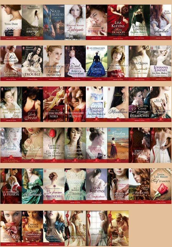 differents styles de romance - La romance historique en 2011 Histo_11