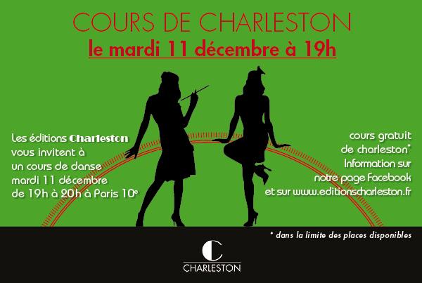 Evènement des éditions CHARLESTON ! Image10