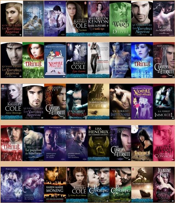 differents styles de romance - La romance paranormale en 2011 Para10