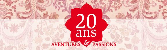 Soirée : les 20 ans de la collection Aventures & Passions ! Sans_t14