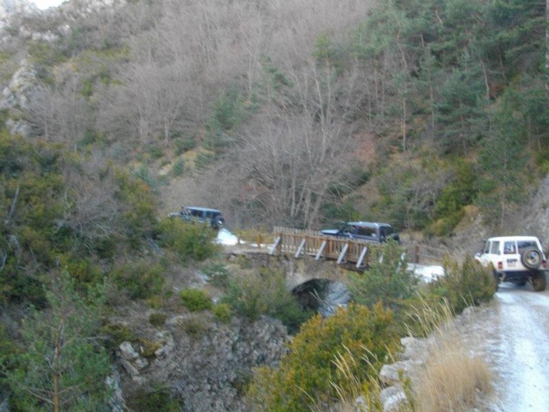 Rando du haut verdon – LES KEKES DU MIDI - 22/01/2012 0210