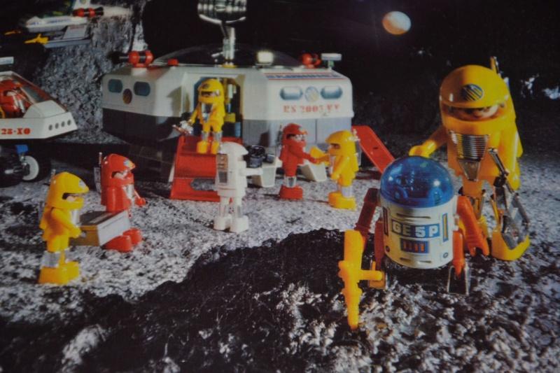Playmobil thème Espace - Playmo Space - Playmospace Dsc_0610