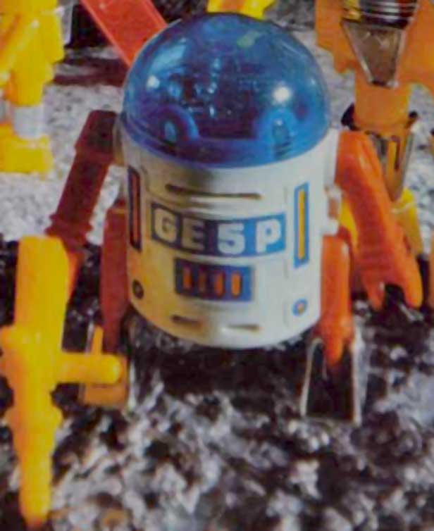 Playmobil thème Espace - Playmo Space - Playmospace Dsc_0612