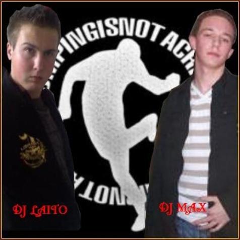 affiche DJ Laito & DJ Max Dj_lai14