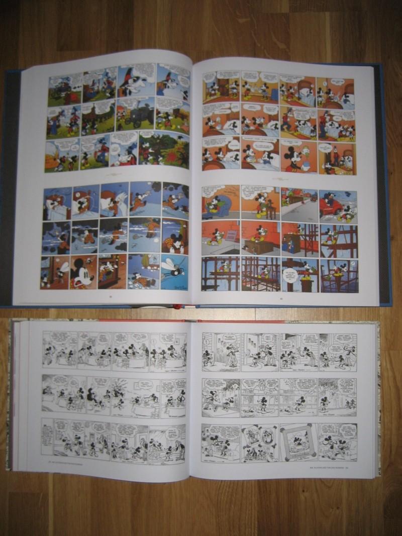 L'Âge d'Or de Mickey Mouse • Intégrale Floyd Gottfredson [Glénat - 2011] - Page 3 Img_4011