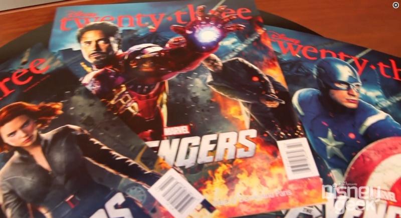 Disney Twenty Three (D23) : le magazine - Page 14 Sans_t11