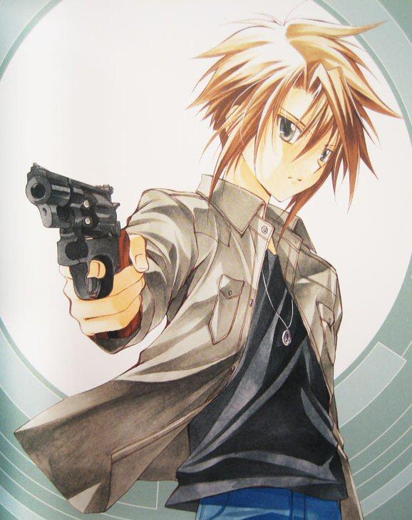 Regarde une feuille de personnage Ayumu015