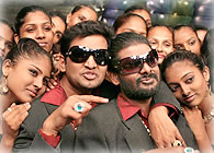 Official announcement from Shankar's camp Arai-e10