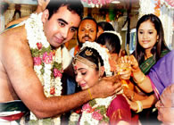Wedding bells for Kaniha Kaniha10