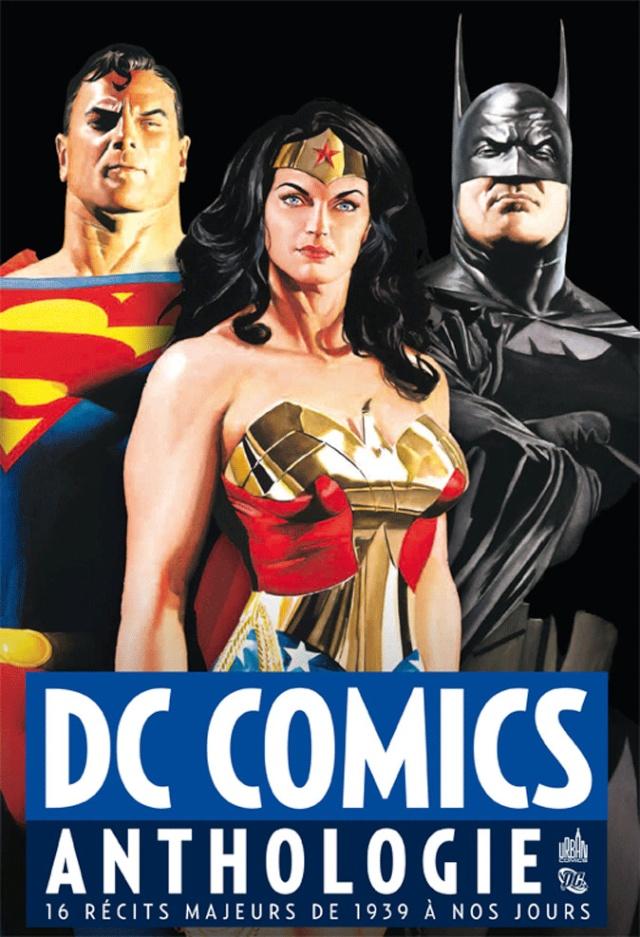 [DC] Collection DC Comics anthologie Album-11