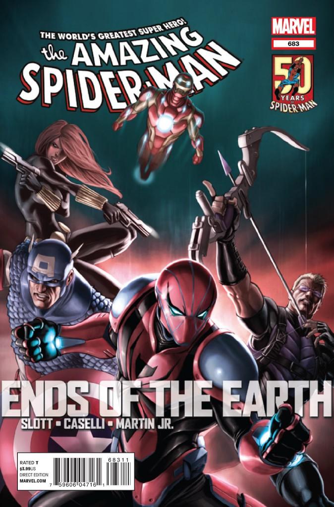 [Marvel] Spider-Man (Comics & Films) Amazin11