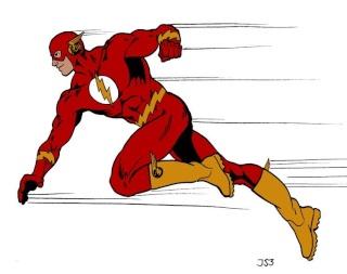 [DC] Flash Flash10