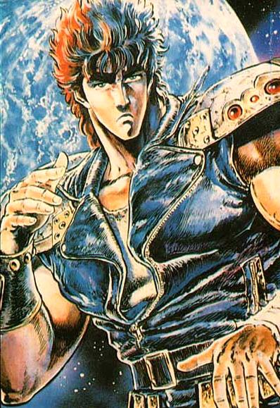 Hokuto no Ken : Ken le survivant - Tetsuo Hara - Buronson  Hokuto10