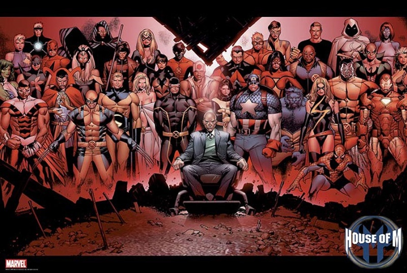 [Marvel] House of M House-10