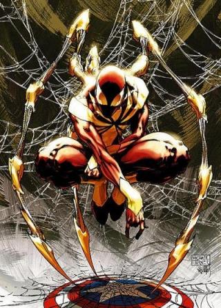 [Marvel] Spider-Man (Comics & Films) Iron-s10