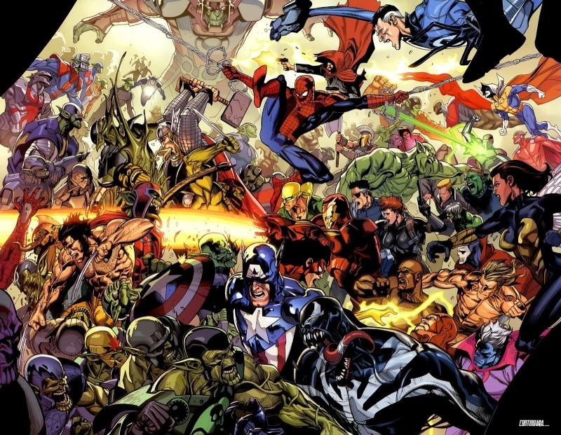 [Marvel] Secret Invasion Si-02210
