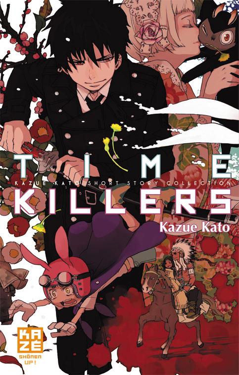 Time Killer (par l'auteure de Blue Exorcist) Time-k10