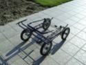 3 siéges inglésina pour chassis domino trio Sa400410