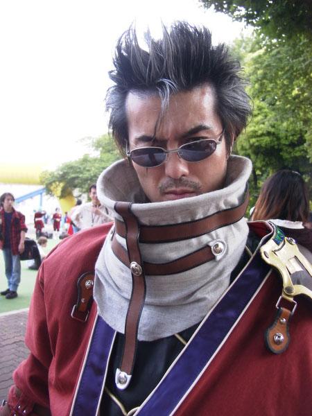 cosplay final fantasy Auron10