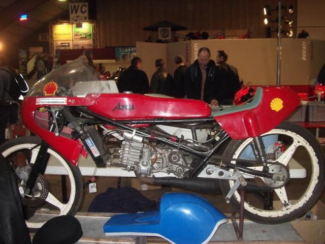 Moto Retro Wieze (12 & 13 februari 2011) Dscf0613